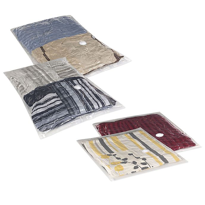 Alternate image 1 for Household Essentials® 2-Pack MightyStor Vacuum Bags