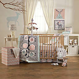 Lolli Living™ by Living Textiles Mix & Match Sparrow 4-Piece Crib Bedding Set