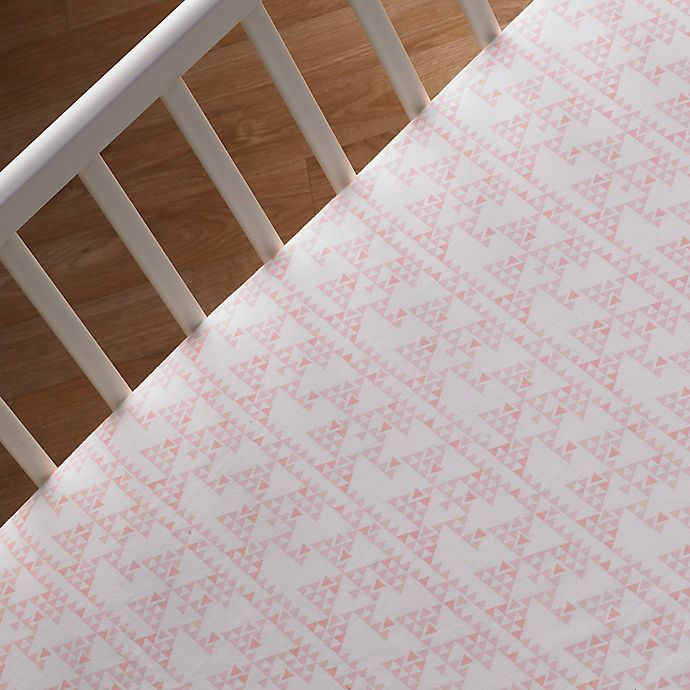 Alternate image 1 for Lolli Living™ by Living Textiles Mix & Match Mesa Fitted Crib Sheet