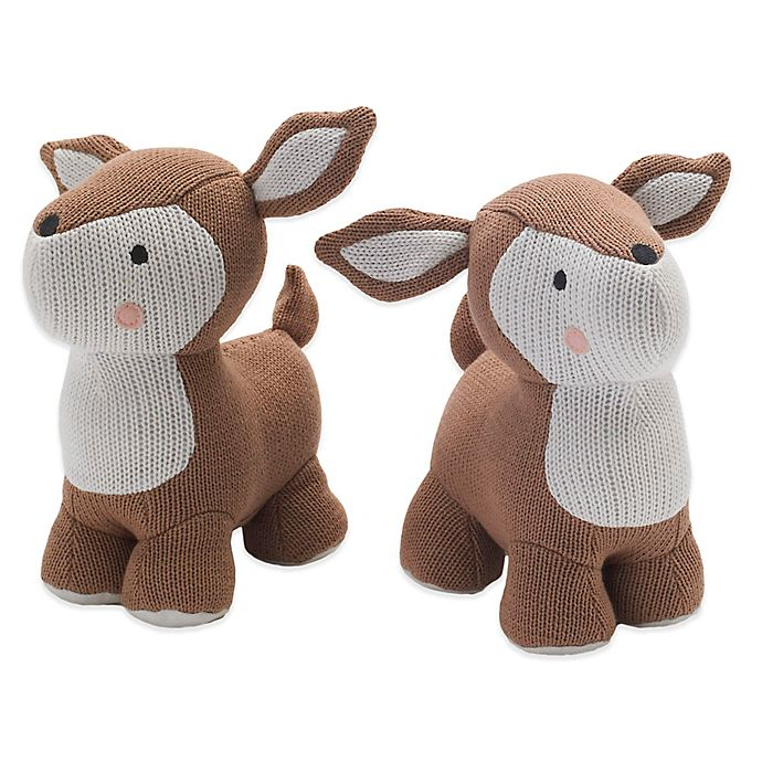 Alternate image 1 for Lolli Living™ by Living Textiles Mix & Match Deer Bookends