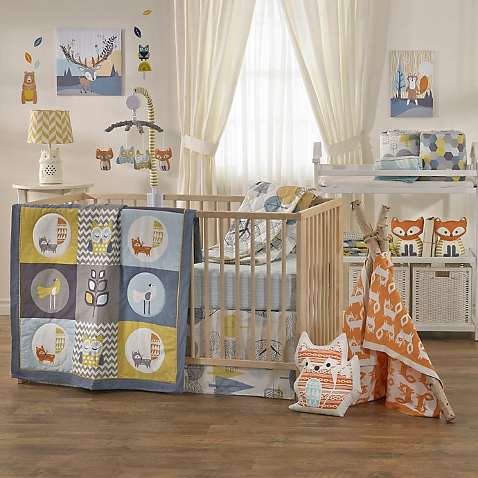Alternate image 1 for Lolli Living™ by Living Textiles Woods Crib Bedding Collection