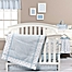 Part of the Trend Lab® Blue Sky Crib Bedding Collection