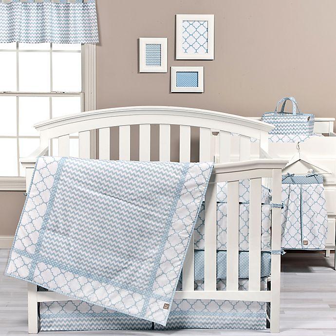 Alternate image 1 for Trend Lab® Blue Sky 3-Piece Crib Bedding Set