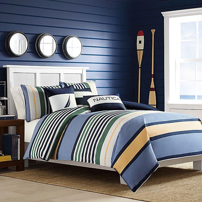 Alternate image 1 for Nautica® Dover Comforter Set