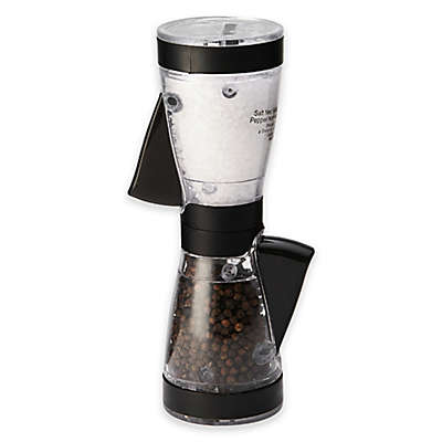 Kamenstein® Acrylic 8-Inch Dual Salt and Pepper Grinder