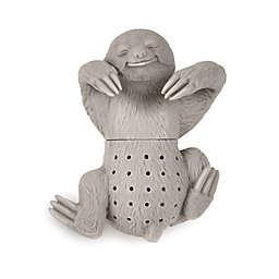 Slow Brew Sloth Tea Infuser in Grey