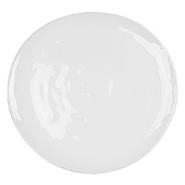 Everyday White® by Fitz and Floyd® Organic Shape Dinner Plate