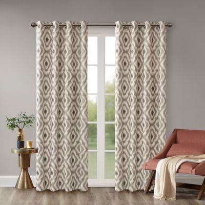 Inch Grommet Top Window Curtain Panel