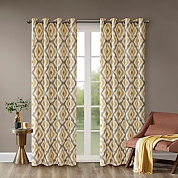 INK+IVY Ankara Window Curtain Panel
