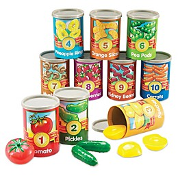 Learning Resources 1 to 10 Counting Cans