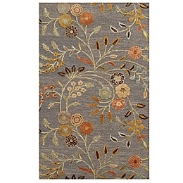 Rizzy Home Eden Harbor Floral Area Rug