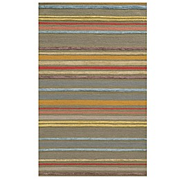 Rizzy Home Eden Harbor Stripes Rug