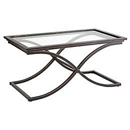 Southern Enterprises Vogue Cocktail Table