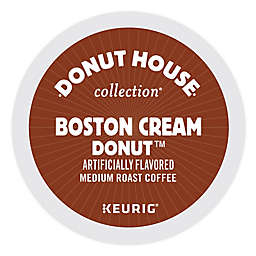 Keurig® K-Cup® Pack 18-Count Donut House Collection® Boston Cream Donut™ Coffee