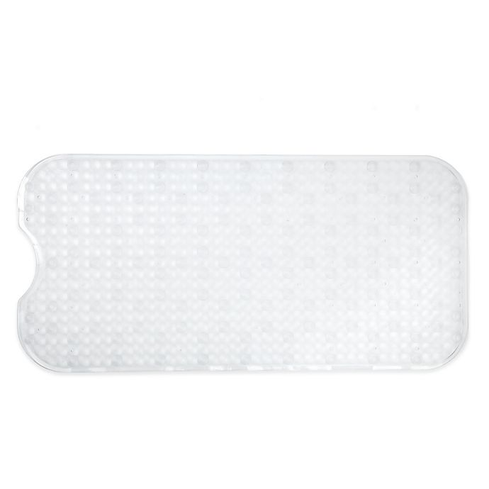 Alternate image 1 for Prism Bath Mat with Comfortable Textured Surface