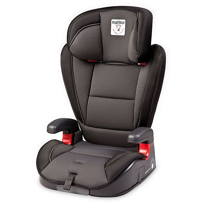 Alternate image 1 for Peg Perego Viaggio HBB 120 Booster Seat in Black