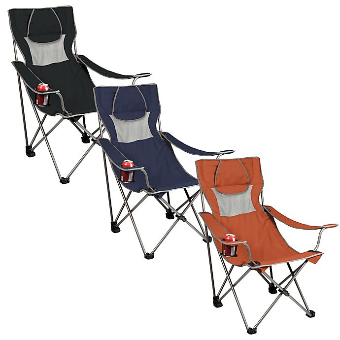 Alternate image 1 for Picnic Time® Campsite Camping Chair