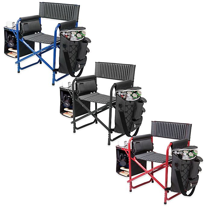 Alternate image 1 for Picnic Time® Fusion Backpack Chair with Cooler