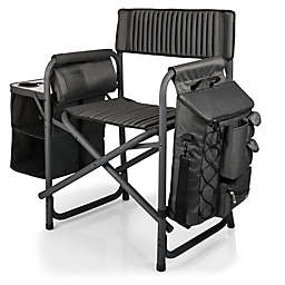 Picnic Time® Fusion Backpack Chair with Cooler