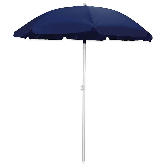 Alternate image 1 for Picnic Time® 5-Foot 6-Inch Beach Umbrella