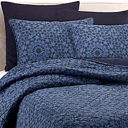Real Simple® Aria Quilt in Blue