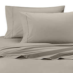 SHEEX® 100% Viscose Made from Bamboo Standard Pillowcases in Taupe (Set of 2)