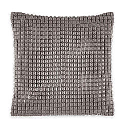 Catherine Malandrino Metro Blanca Square Throw Pillow