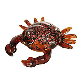 Dale Tiffany™ Crab Art Glass Figurine