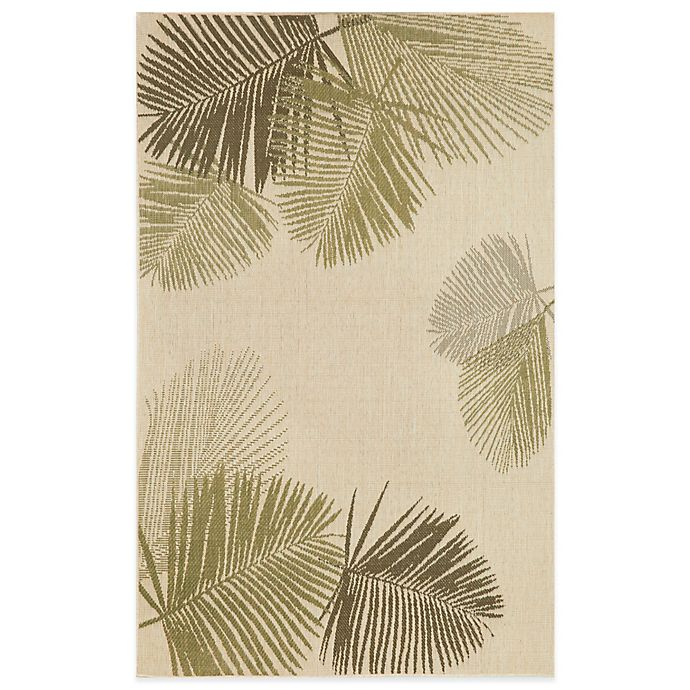 Alternate image 1 for Liora Manne Terrace Palms Indoor/Outdoor Rug