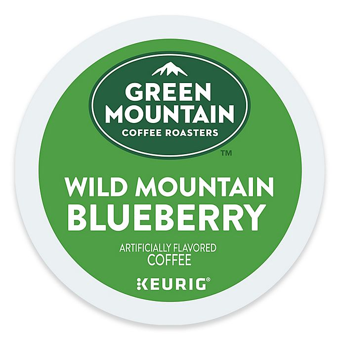 Alternate image 1 for Green Mountain Coffee® Wild Mountain Blueberry Coffee Keurig K-Cup® Pods 18-Count