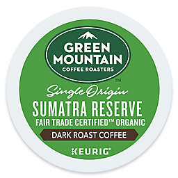 Green Mountain Coffee® Sumatra Reserve Coffee Keurig® K-Cup® Pods 18-Count
