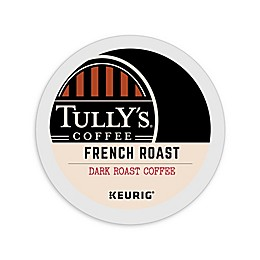 Tully's Coffee® Extra Bold French Roast Coffee Keurig® K-Cup® Pods 18-Count