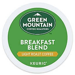 Green Mountain Coffee® Breakfast Blend Coffee Keurig® K-Cup® Pods 18-Count
