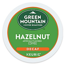 Keurig® K-Cup® Pack 18-Count Green Mountain Coffee® Decaf Hazelnut Coffee