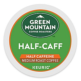 Keurig® K-Cup® Pack 18-Count Green Mountain Coffee® Half-Caff Coffee