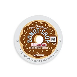 The Original Donut Shop® Regular Medium Roast Coffee Keurig® K-Cup® Pods 18 Count