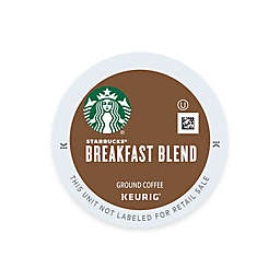 Starbucks® Breakfast Blend Medium Roast Coffee Keurig® K-Cup® Pods 16-Count