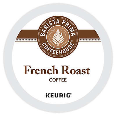 Keurig® K-Cup® Pack 18-Count Barista Prima® French Roast Coffee for Keurig® Brewers