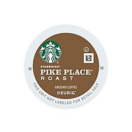 Starbucks® Pike Place® Medium Roast Coffee Keurig® K-Cup® Pods 16 Count
