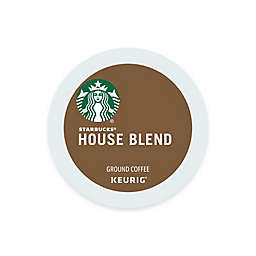 Starbucks® House Blend Medium Coffee Keurig® K-Cup® Pods 16-Count