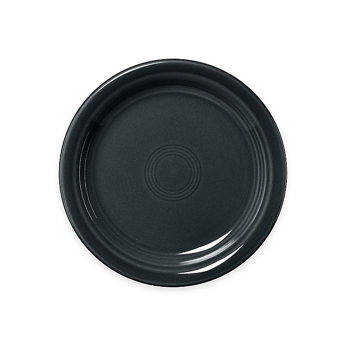 Alternate image 1 for Fiesta® Appetizer Plate in Slate