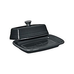 Fiesta® Extra-Large Covered Butter Dish