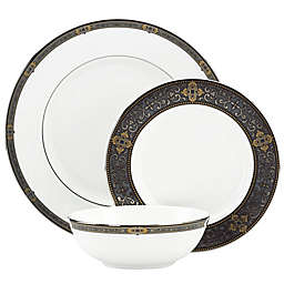 Lenox® Vintage Jewel™ 3-Piece Place Setting with All Purpose Bowl