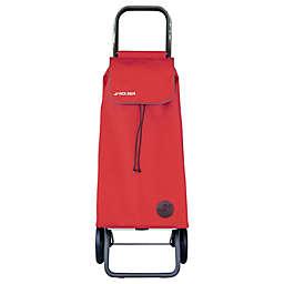 Rolser Pack Foldable Shopping Cart in Red