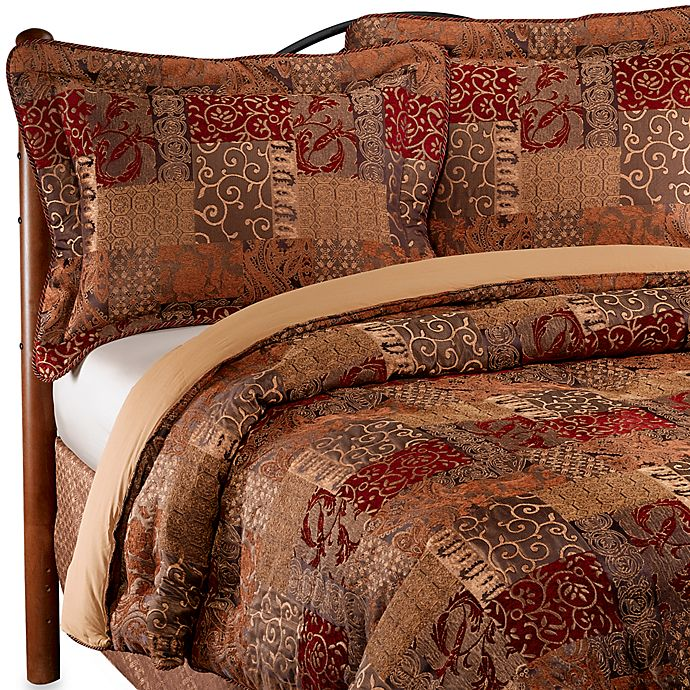 Alternate image 1 for Croscill® Galleria Oversized Queen Comforter Set