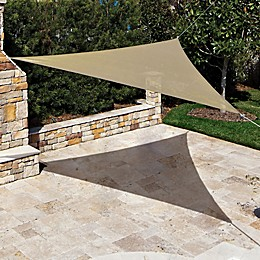 Coolaroo® 11-Foot 10-Inch Triangle Shade Sails