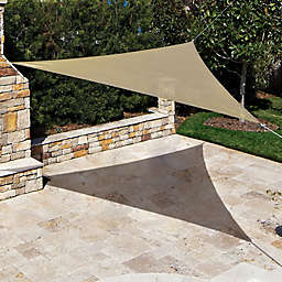 Coolaroo® 11-Foot 10-Inch Triangle Shade Sails