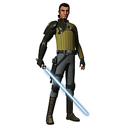 Star Wars™ Rebels Kanan Peel and Stick Giant Wall Decals