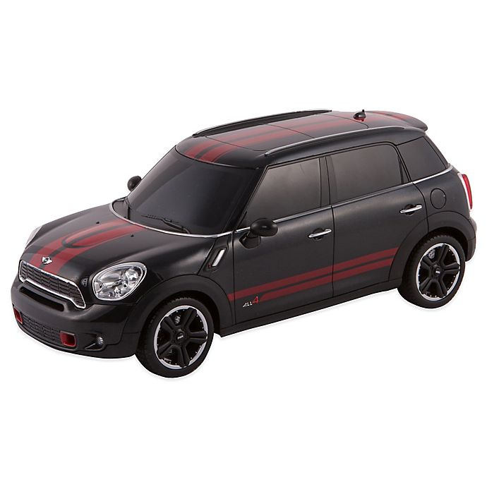 Alternate image 1 for WebRC 1:24 Mini JCW Remote Control Toy Car in White