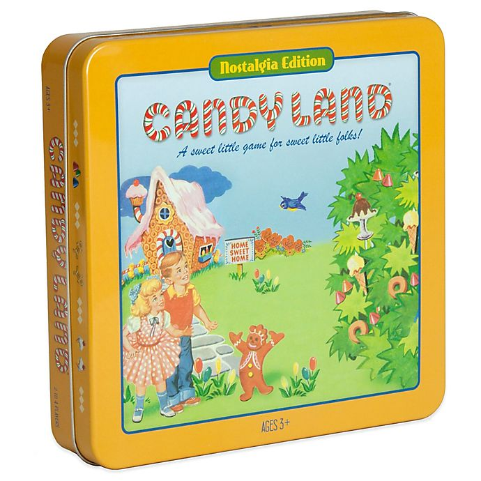 Alternate image 1 for Candy Land Nostalgia Edition Board Game
